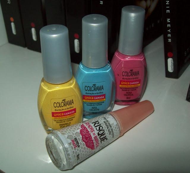 Renda Paetê da Coleção Rendas do Brasil, Risqué; Amarelo Pop Art; Azul Celeste; Rosa Tropical Única Camada, Colorama