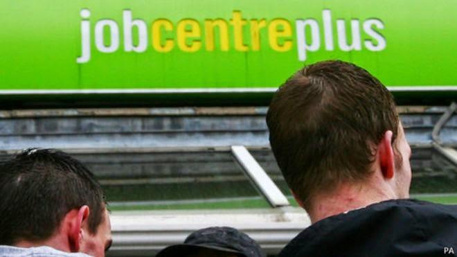 英國就業服務中心