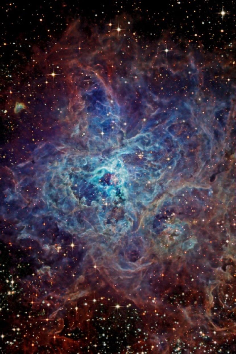 La Nebulosa de la Tarántula 3