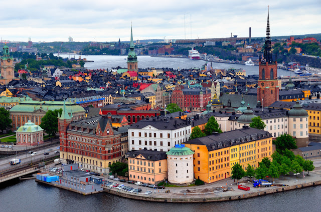 Stockholm Top Places to visit in Sweden
