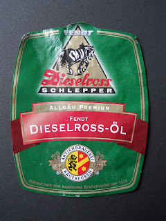 german beer Fendt Dieselross-Öl