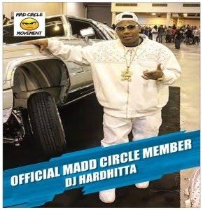 DJ Hardhitta - Htown