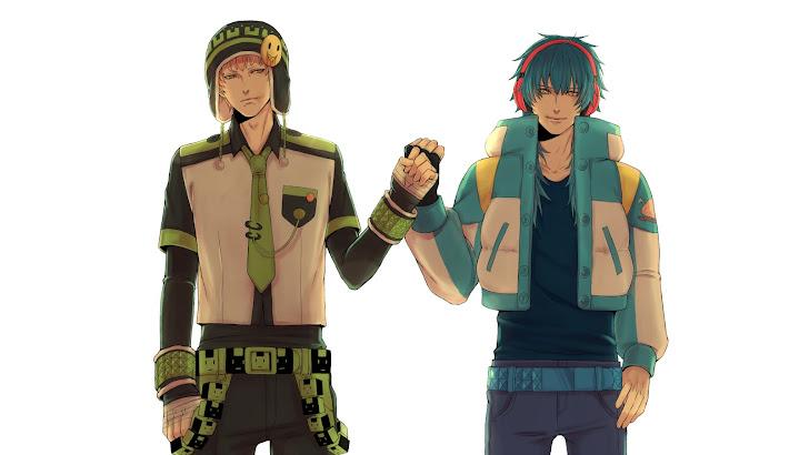 Noiz and Aoba