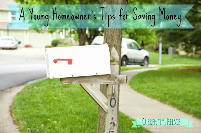 A Young Homeowner's Tips to Save Money