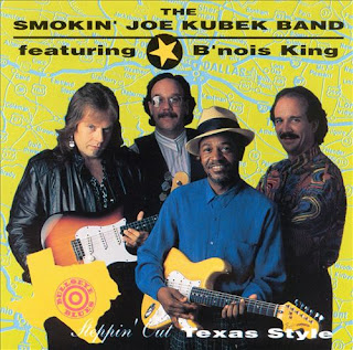 The Smokin' Joe Kubek Band featuring B'nois King