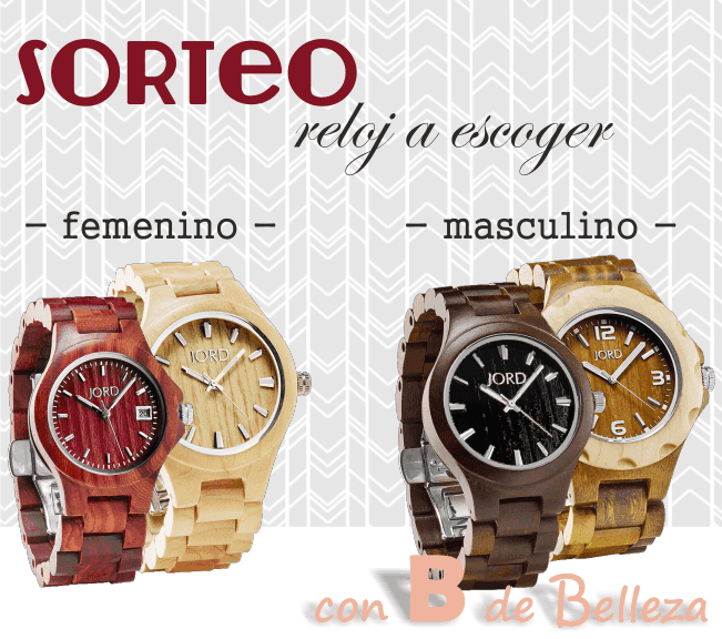 Sorteo Jord Watch