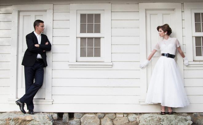 60s Wedding Dress 28 Superb test