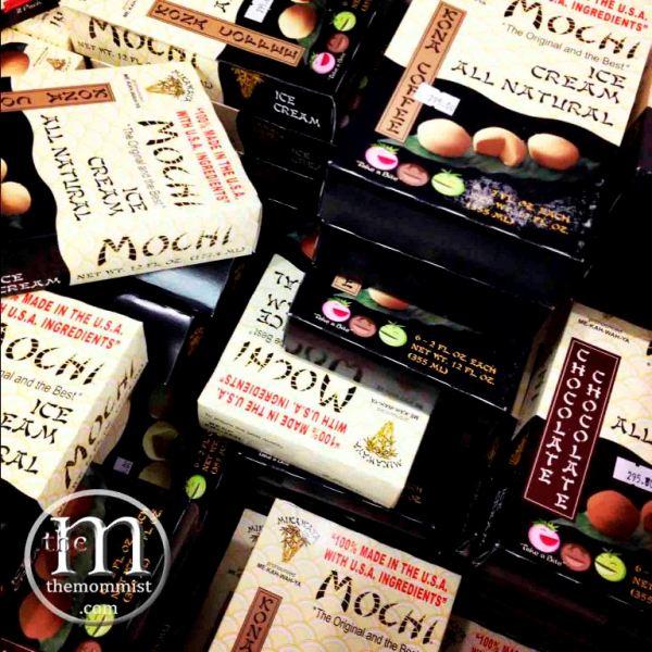 Mikawaya Mochi Ice Cream Flavors