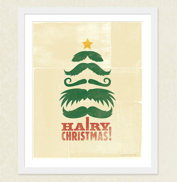 25 Inspirational Christmas Poster Designs - Jayce-o-Yesta