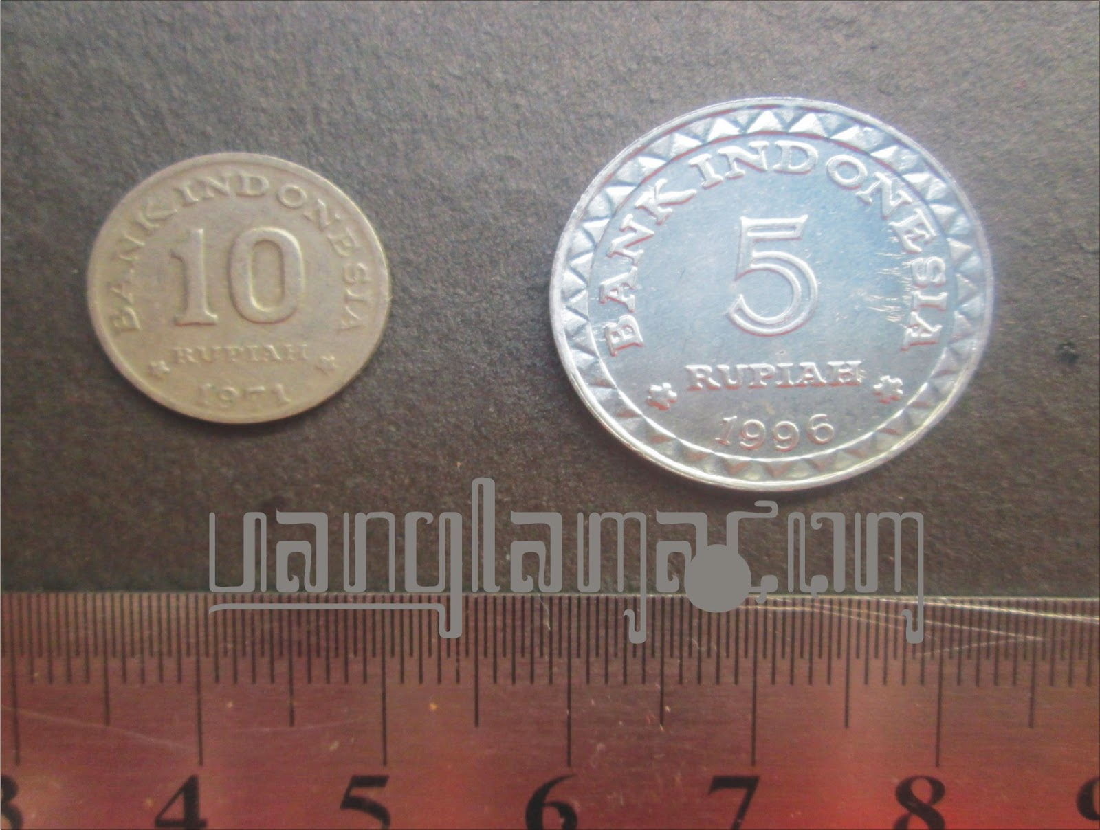 Paket 15 Rupiah C