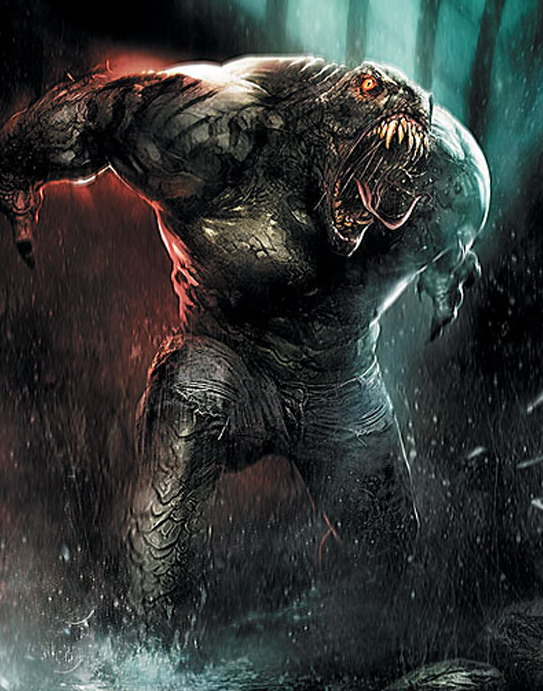 Killer Croc (DC Comics) Character Review