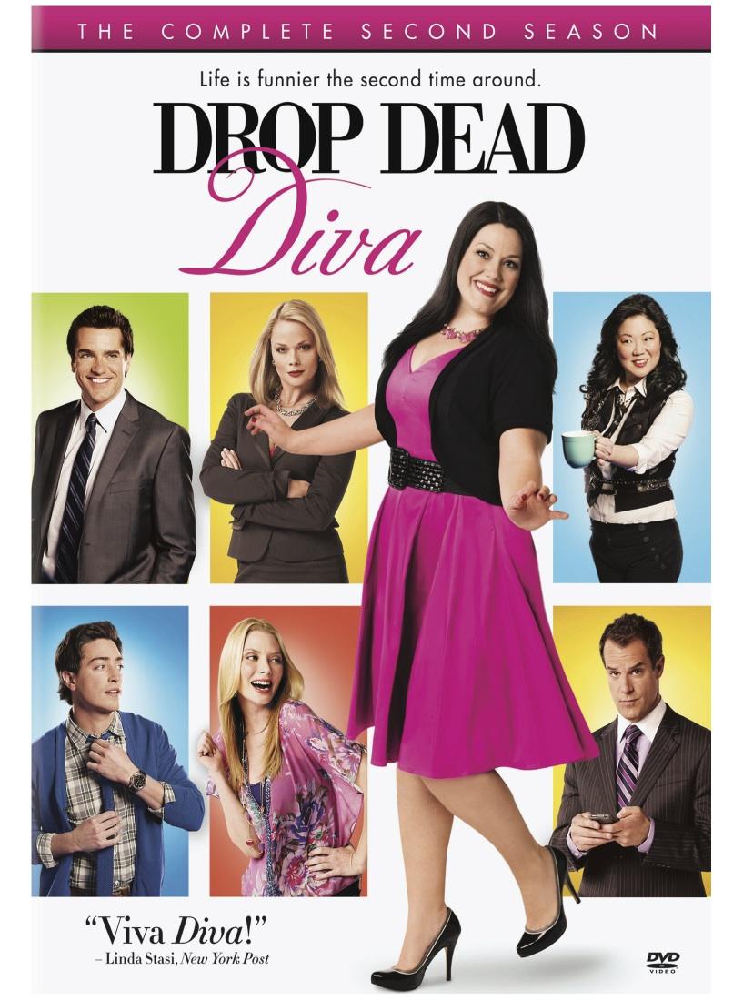 Drop dead diva season two on dvd may 3 2011 - Drop dead diva 5 ...
