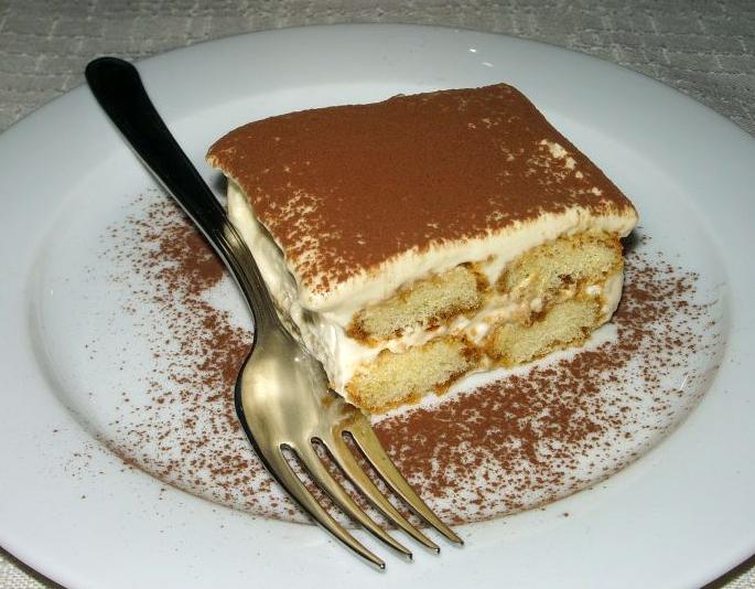 Easy tiramisu cake recipe without alcohol