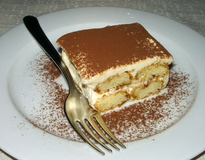Alcohol Free Tiramisu Cake Recipe