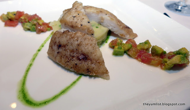 Cascades Restaurant, Wine Paired Dinner, Viceroy, Ubud, Bali, French, Balinese, best restaurant Ubud