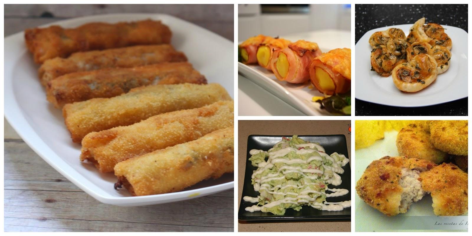 Cocina facil y elaborada 5 aperitivos faciles y rapidos - Platos rapidos y sencillos ...
