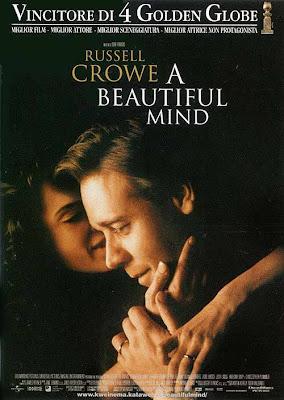 Watch A Beautiful Mind 2001 BRRip Hollywood Movie Online | A Beautiful Mind 2001 Hollywood Movie Poster