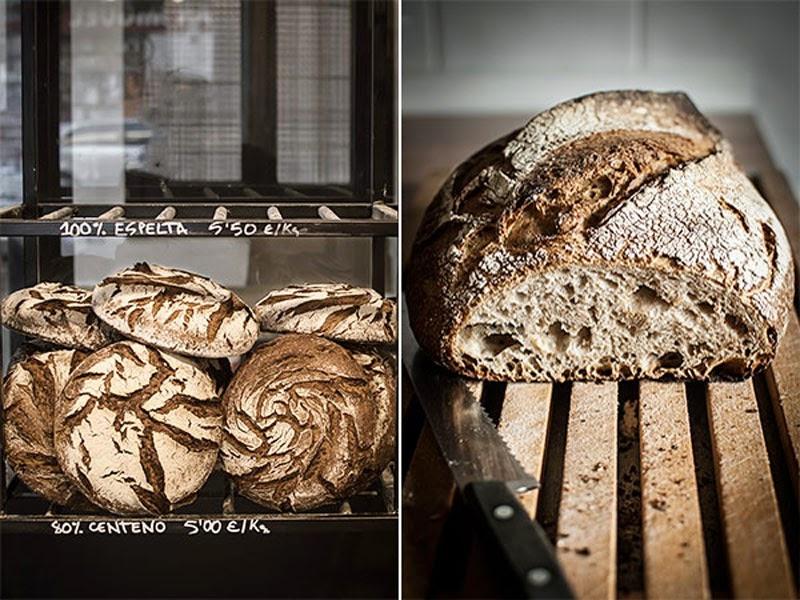 Panadería artesana Panic
