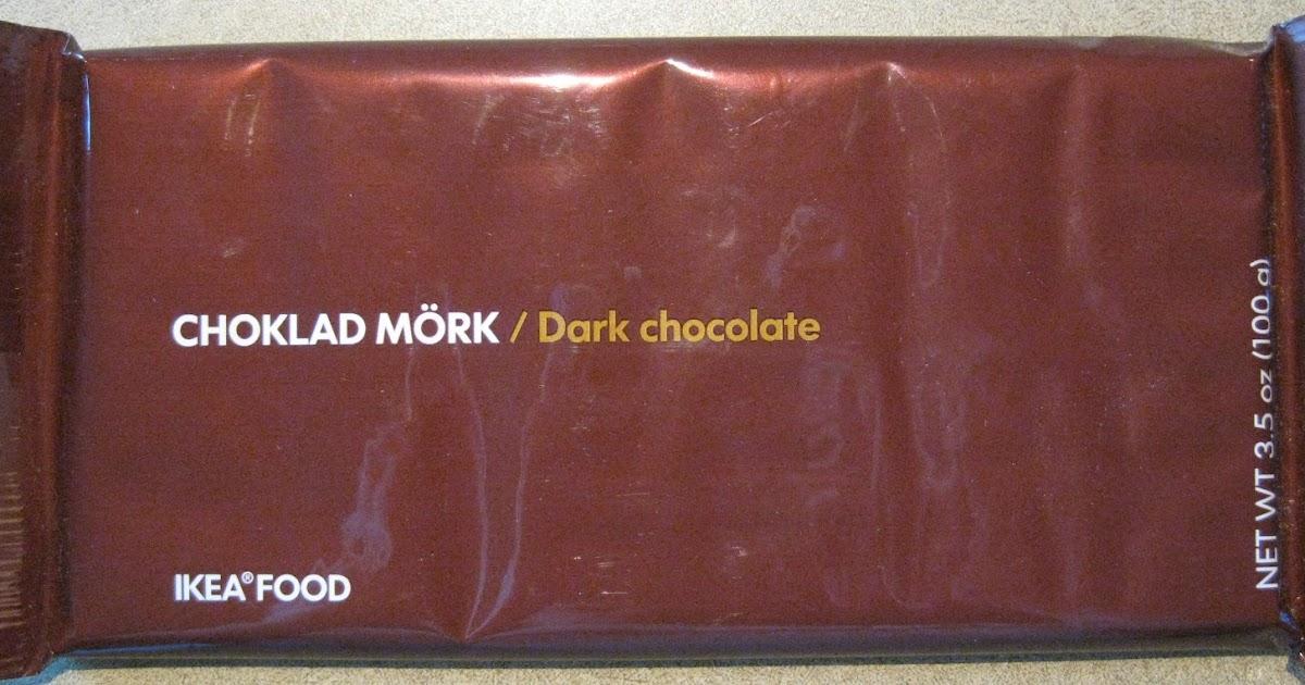 Dark Chocolate Diary Ikea Choklad M Rk Dark Chocolate