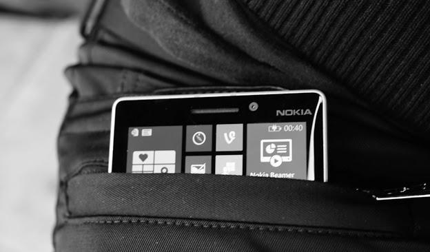 The First Wireless Charging Trousers! But Just for Lumia Phones