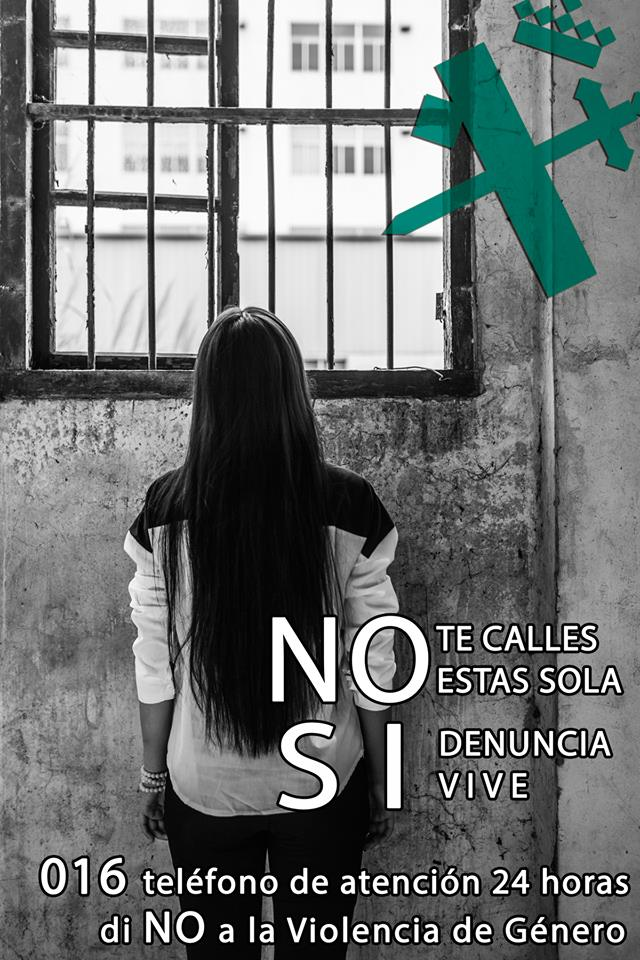 * Di NO a la Violencia de Género *