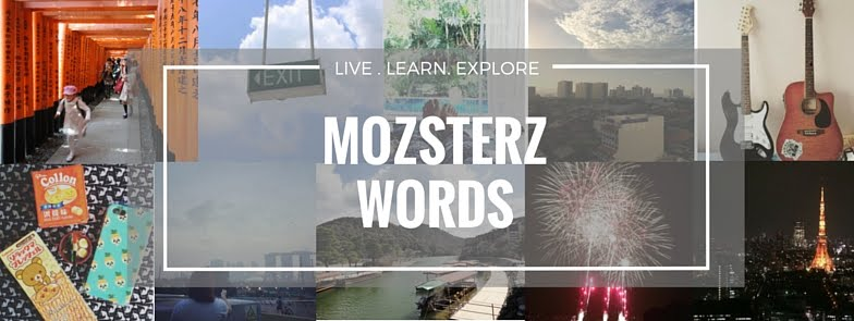 MOZSTER'S WORDS