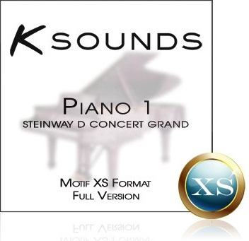 Yamaha Motif ES 8 Kontakt for Mac (1 dvd)