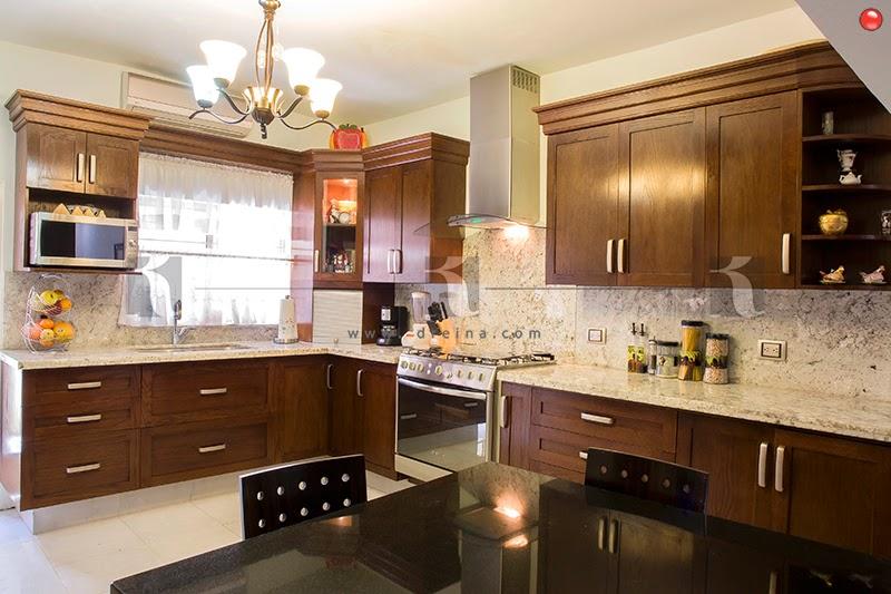 Cocinas closets puertas vestidores y muebles en madera for Cocinas integrales clasicas