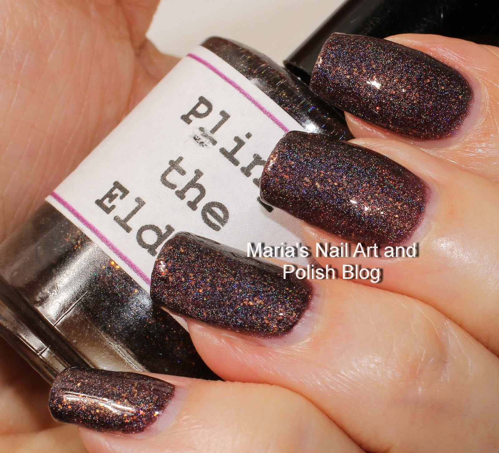 Marias Nail Art And Polish Blog Flushed With Stripes And: Marias Nail Art And Polish Blog: LynBDesigns Pliny The