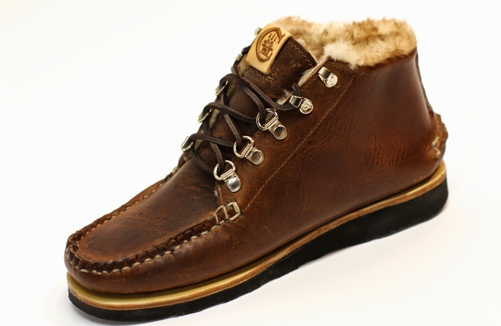 The Brothers Crisp Holiday Chukka