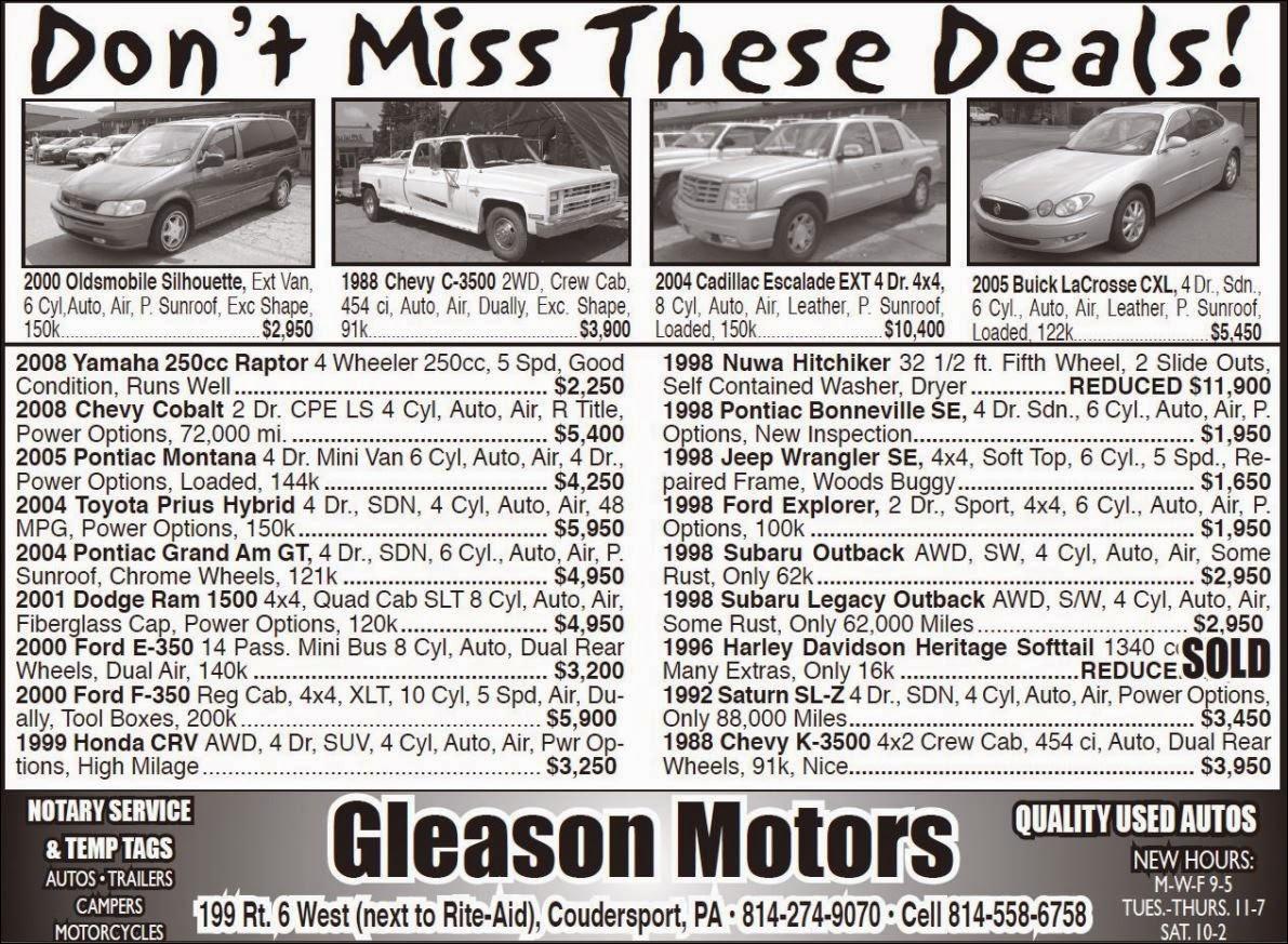 Gleason Motors
