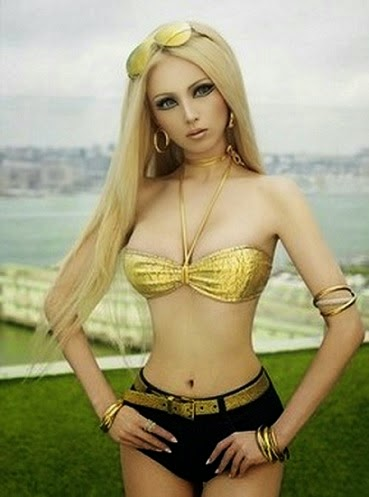 human barbie attacked ukraine