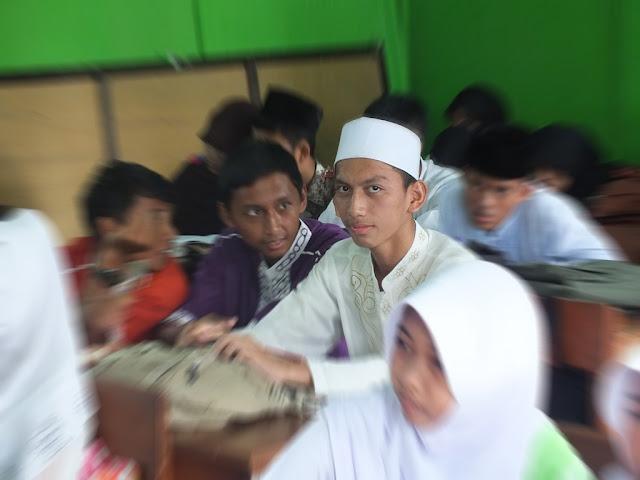 Peserta Lomba Syahril Al Qur'an dari ma Nurul Huda