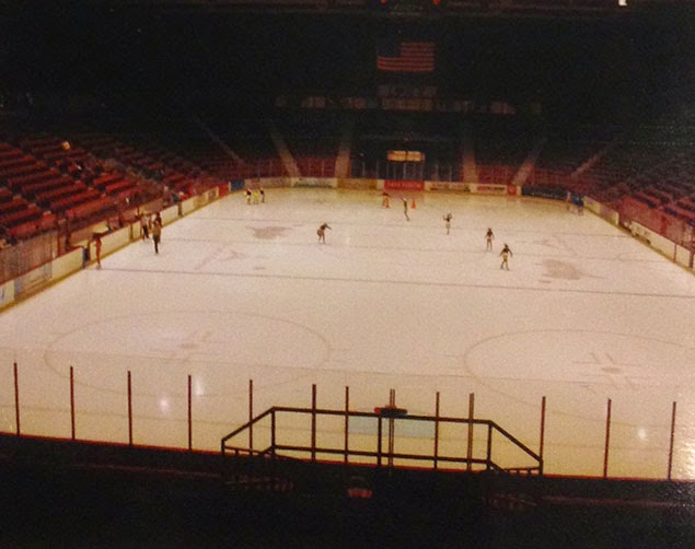 Lake Placid Herb Brooks Hockey Arena