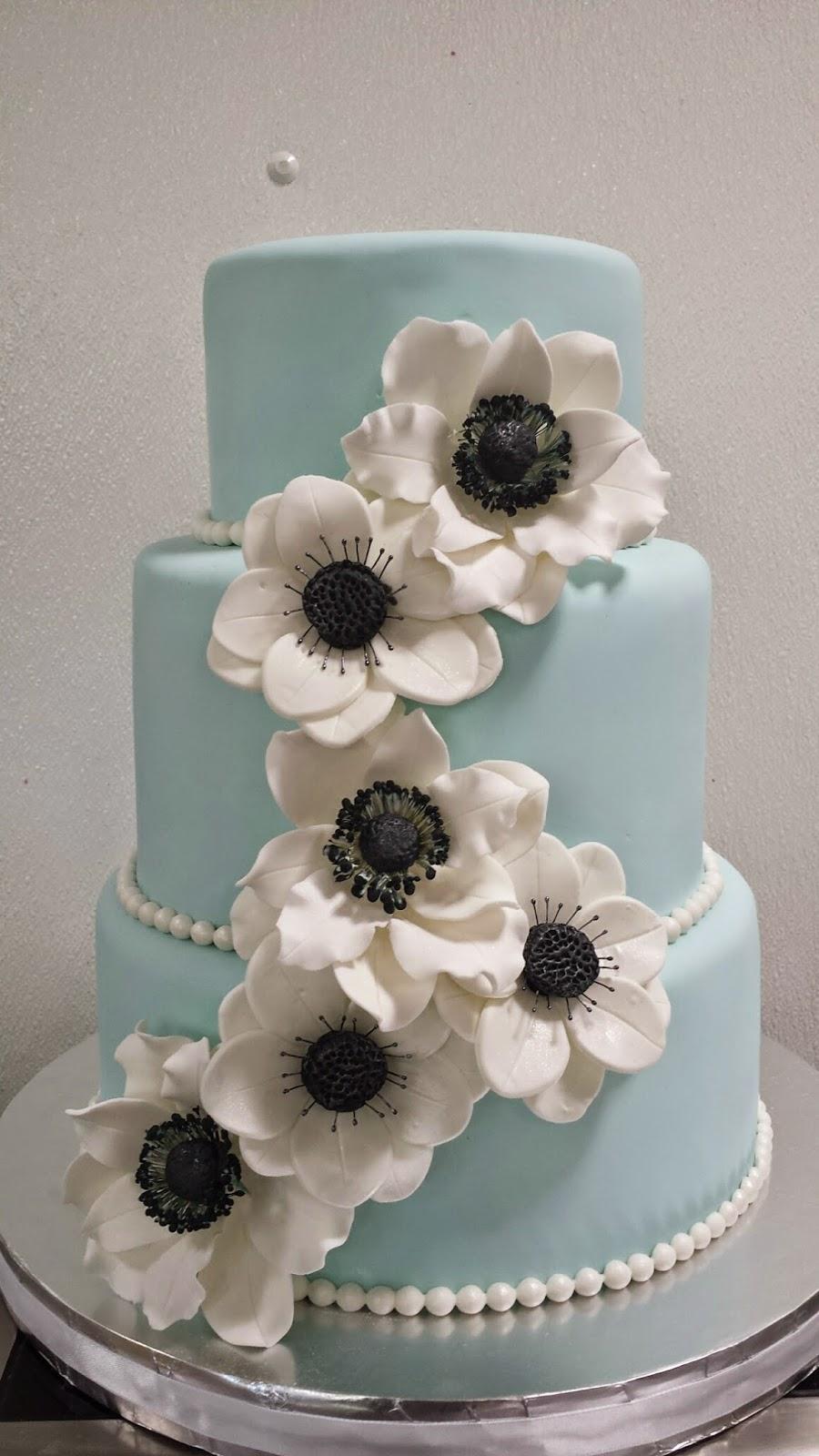 tickled pink cakes tiffany blue wedding cake. Black Bedroom Furniture Sets. Home Design Ideas