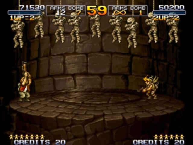 Metal Slug 3 PC Games Gameplay