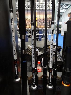 Savage Gear Nouveautés News 2014 Cannes LRF Light Range Fishing Rods