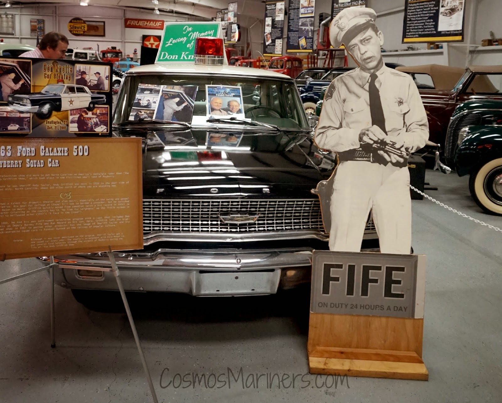 Bennett's Classic Auto Museum, Forest City, NC | CosmosMariners.com