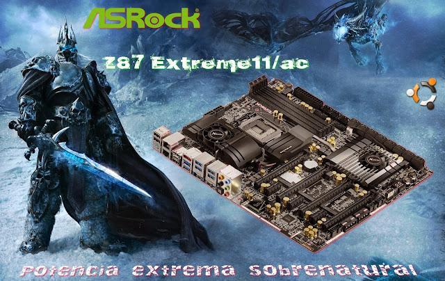 tu blog de ubuntu asrock z87 extreme11/ac