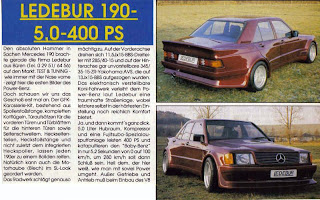 w201 article