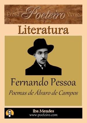 Fernando Pessoa- Poemas de Alvaro de Campos - Iba Mendes