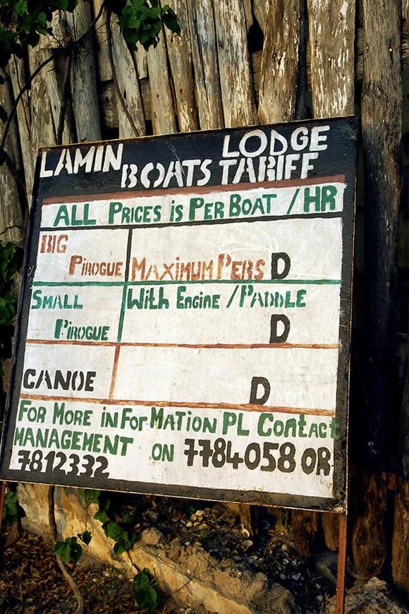 lamin lodge boats