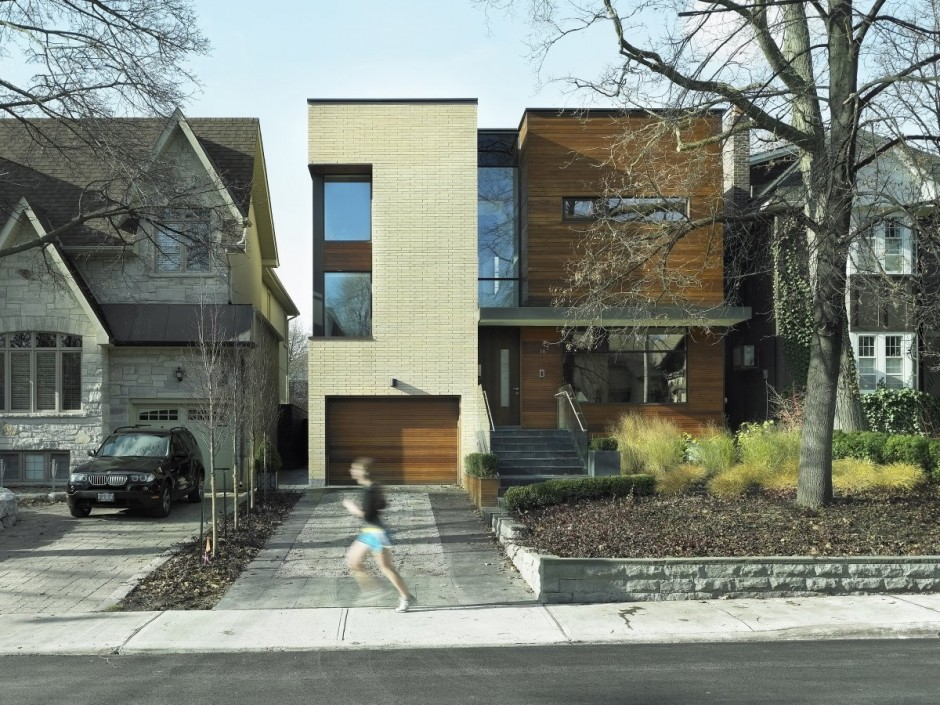 Nice house design toronto canada most beautiful houses for Modern house toronto