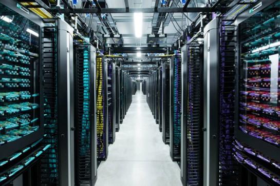 مركز تخزين بيانات فايسبوك في السويد