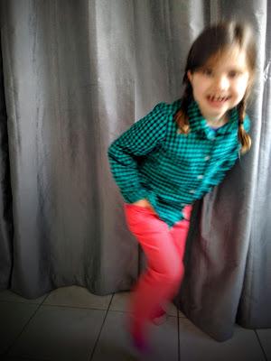 Pantalon Lolie Hop Ottobre