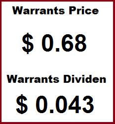 Warrants Info