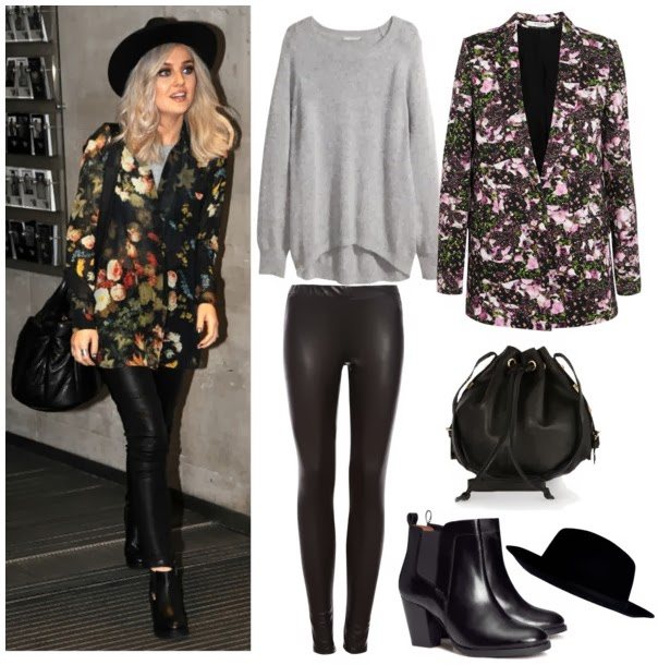 Celeb Style Inspiration | Perrie Edwards