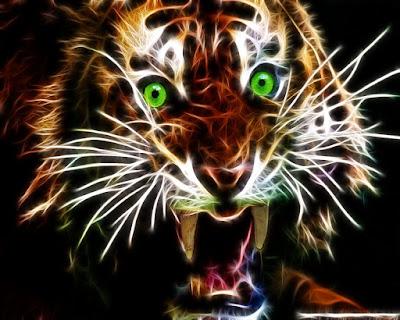 tiger style short story fractal