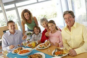 Oui je parle fran ais novembre 2012 - Idee repas famille nombreuse ...
