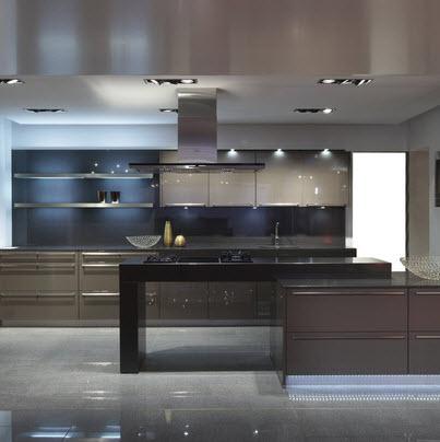 Dise os y tipos de pisos para cocina para que elijas el for Pisos para cocina moderna